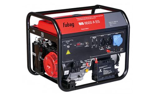 Генератор Fubag BS 8500 A ES от