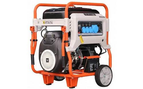 Бензиновый генератор Zongshen XB 12003 EA с гарантией