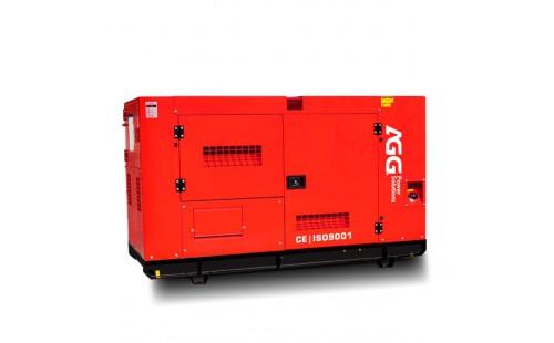 Дизельный генератор AGGC 110 D5