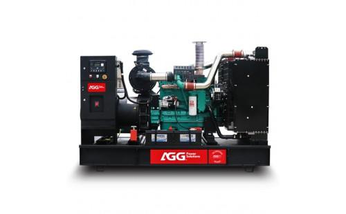Дизельный генератор AGGC 400 E5