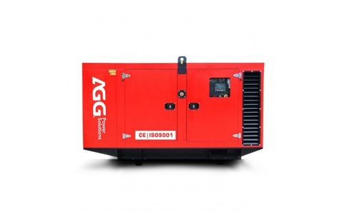 Дизельный генератор AGGD 330 D5