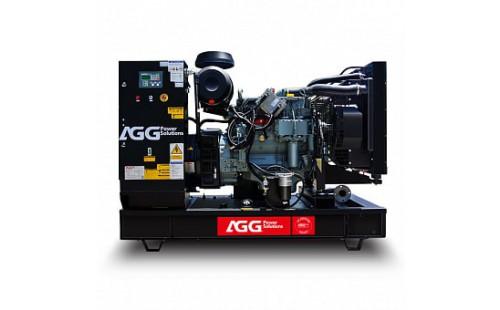 Дизельный генератор AGGDE 825 D5