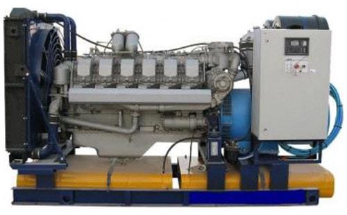 АД400-Т400 ЯМЗ