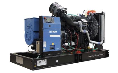 Дизель-генератор SDMO D550 с гарантией