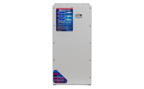 Стабилизатор Энерготех OPTIMUM+ 9000х3 от ЭлекТрейд